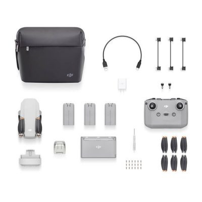 Dji Mavic Mini 2 Fly More Combo | Combo Mavic Mini 2