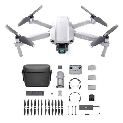 Dji Mavic Air 2 Fly More Combo 48 MPX, Wifi ,GPS, Color Gris