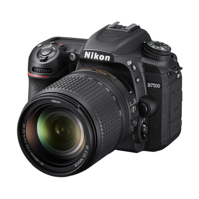 Cámara Nikon D7500 20,9 Mpx Kit 18-140mm Vr Full Hd Wif